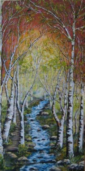 Artiste peintre corinna oeuvres de l 39 l ve nicole for Artistes peintres connus